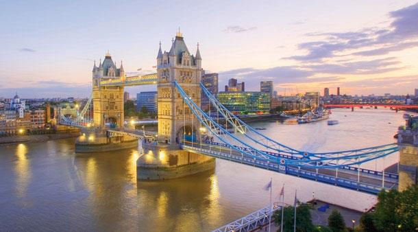Londres a París en Eurostar