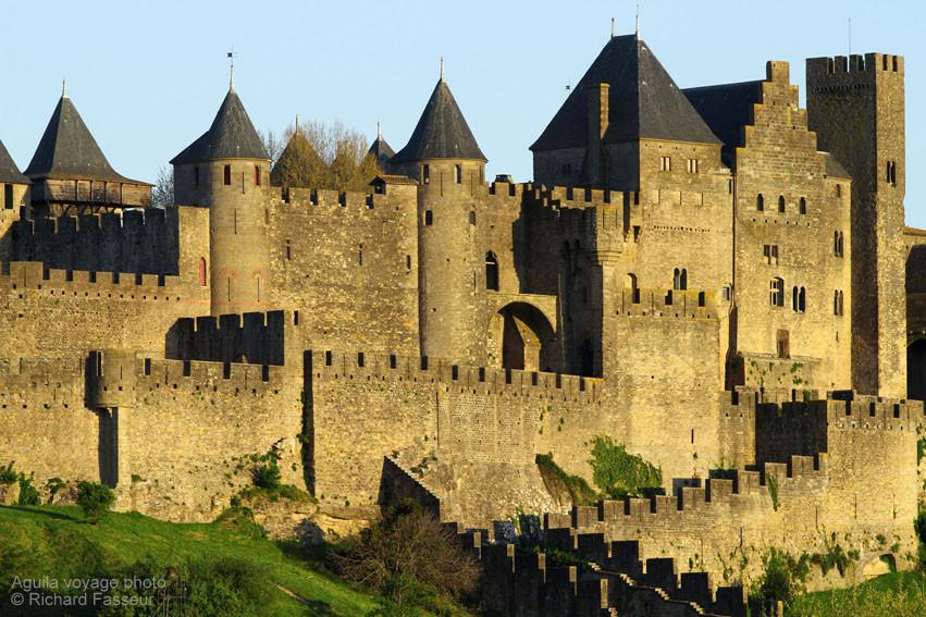 Carcasona y los castillos cátaros Foto-tours