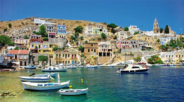 Atenas y Crucero por el Mar Egeo