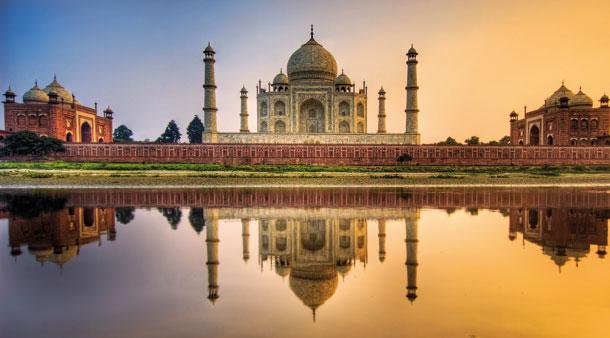 India: El Triángulo de Oro