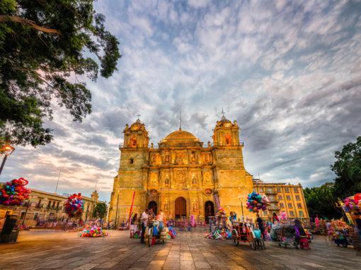 Escapada a Oaxaca